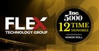 Flex Technology Group Achieves Unprecedented 12 Consecutive Years ...