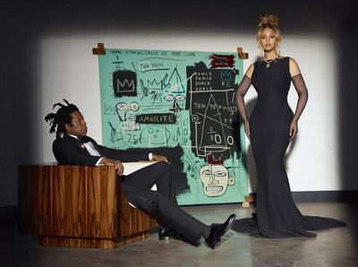 """蒂芙尼 推出由碧昂丝和Jay-Z主演的""""ABOUT LOVE""""宣传片"""
