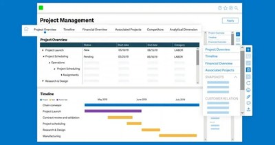 Project Management in Sage X3 ERP Solution
