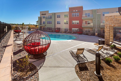 Mission Rock Residential has now assumed management of the Enchanted Springs apartment community in Colorado Springs, Colorado.
