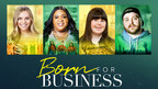 Now Streaming: 'Born for Business' Shines the Spotlight on...