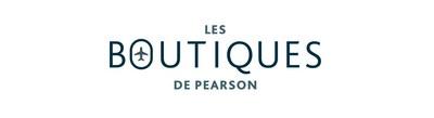 Logo de Les Boutiques de Pearson (Groupe CNW/Toronto Pearson)