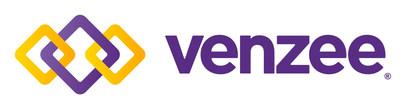 Venzee Technologies Inc. Logo (CNW Group/Venzee Technologies Inc.)