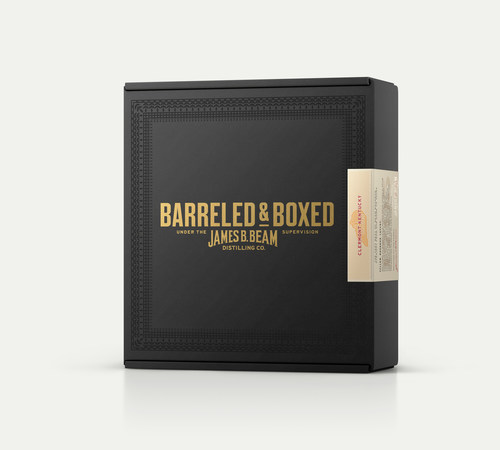 The James B. Beam Distilling Co. introduces Barreled & Boxed: a special direct-to-consumer whiskey membership that will deliver some of the distiller's most sought-after whiskeys straight to fans' front doors.