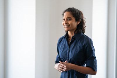 Sheena Mukkada, doctora en medicina, Departamento de Medicina Pediátrica Global y Enfermedades Infecciosas del St. Jude, es la autora correspondiente de un nuevo estudio que informa de los efectos de la COVID-19 en pacientes con cáncer pediátrico de todo el mundo.