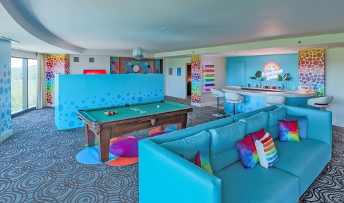 bubly Rainbow Suite