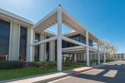3100 Lomita Boulevard, part of Torrance Technology Campus, image courtesy of Newmark