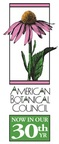 American Botanical Council Logo. (PRNewsFoto/American Botanical Council) (PRNewsFoto/)