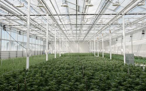 EU-GMP facility Aurora Nordic, in Denmark, provides medical cannabis to French pilot program (CNW Group/Aurora Cannabis Inc.)