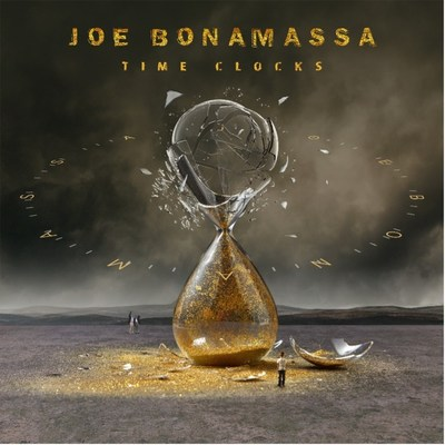 Joe Bonamassa 'TIME CLOCKS'