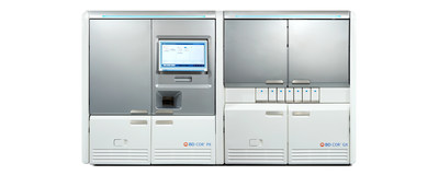 BD announced that it has launched a new, fully automated high-throughput diagnostic system using robotics and sample management software algorithms to set a new standard in automation for infectious disease molecular testing in core laboratories and other centralized laboratories in the United States.