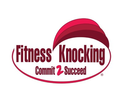 Fitness Knocking is dedicated to the wellbeing of their clients shown in their logo. The outside layer is the clients, middle layer is their team and the inner layer is the next family and next generation. Fitness Knocking is the best personal trainers in NJ