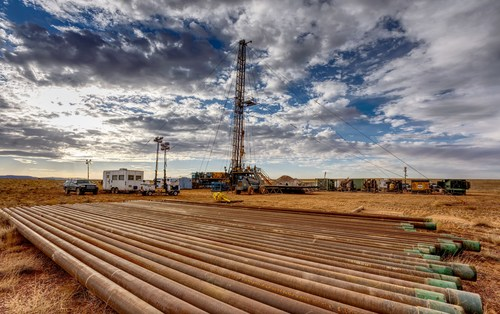Desert Mountain Energy - Well 4 (CNW Group/Desert Mountain Energy Corp.)