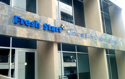 The Fresh Start Clinic at Rady Children's Hospital in San Diego