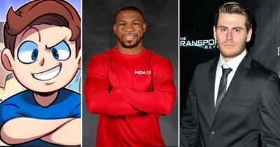 L to R: Alpharad, Nyheim Hines, Terroriser will be lead an all-star gaming event entitled MDA Takes Vegas, a stream-a-thon on September 4 from 4pm to midnight ET.