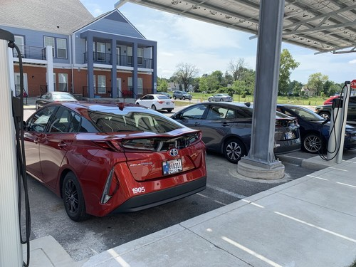 Toyota to provide eco-friendly carsharing services to Posterity Scholar House in Fort Wayne