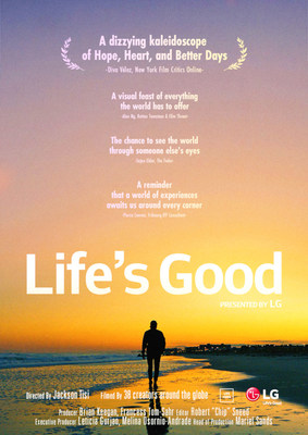Life's Good Film Poster