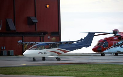 Bristow and Electra plan a future joint turn-key transport service to focus on middle mile logistics for retail distribution and passenger services.