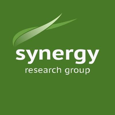 Logo (PRNewsfoto/Synergy Research Group)
