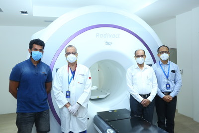 Manipal Hospitals launches the first Radixact System with Synchrony technology in India WeeklyReviewer