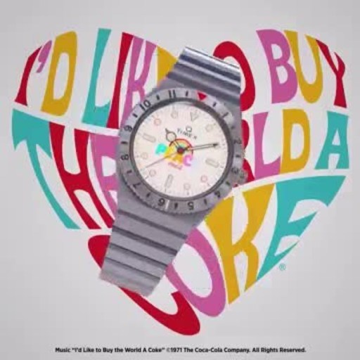 Timex x Coca-Cola Make Time for Unity with Release of...