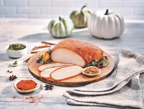 HoneyBaked's new Pumpkin Spice Glazed Turkey Breast