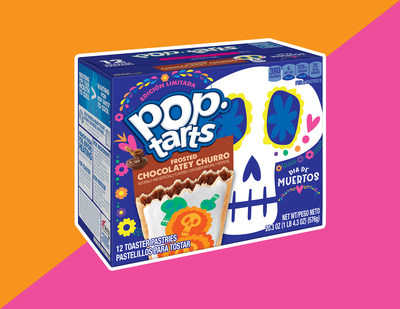 Pop-Tarts® Launches Limited-Edition Día de Muertos Box Inspired By Cultural Tradition