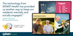 Seniors at Douglas County Health Center stay connected with...