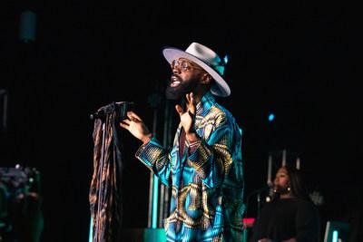 The McDonald's Inspiration Celebration Gospel Tour features the bold, hypnotic beats, and compelling, emotive lyrics of contemporary gospel artist Mali Music.