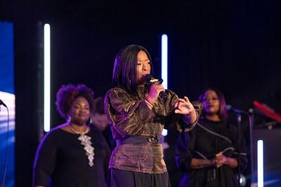 McDonald's Inspiration Celebration Gospel Tour artist Maurette Brown Clark shares songs of grace as the tour celebrates its 15th year.