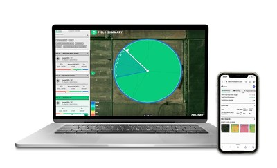 Lindsay's remote irrigation management solution, FieldNET, which provides recommendations on when, where and how much growers should irrigate, was recently released in a new, highly intuitive beta UI (user interface), which current, North American FieldNET customers can access and provide input on, prior to the full release for the next growing season.