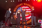 Wounded Purple Heart U.S. Marine Corps Veteran Honored by PHP...