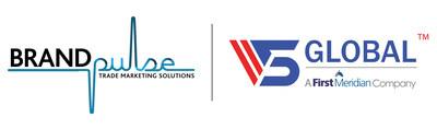 V5 Global and Brand Pulse Logo