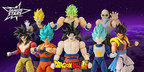 Survey Says...Dragon Ball Fandom Remains With Goku The Breakout Star, According to Bandai America's Fan-Wide Poll