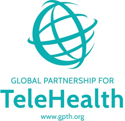 Global Partnership for Telehealth is a non-profit telehealth organization who's mission is to leverage technology so that healthcare is accessible to everyone. (PRNewsfoto/Global Partnership for Telehealth)