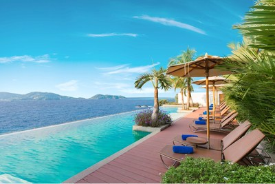 Wyndham Rewards has been named the top hotel rewards program by U.S. News & World Report. Above, the Wyndham Grand Phuket Kalim Bay, one of more than 50,000 hotels, vacation club resorts and vacation rentals where Wyndham Rewards members can redeem their points for free nights.