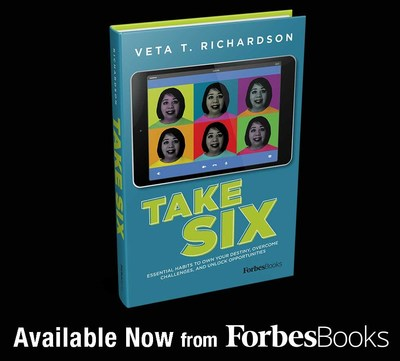 """Veta T. Richardson Releases """"Take Six"""" with ForbesBooks"""