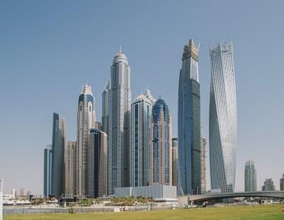 Tameer's Princess Tower & Elite Residence within the Dubai Marina, United Arab Emirates