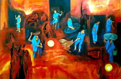 End Caste Based Sexual Violence