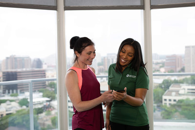 Valet Living Connect provides your residents with a full suite of virtual offerings of over 75 virtual events and fitness classes each month, and offers ways for them to interact with their nightly waste collection all through the Valet Living Home app. It's all available to your residents with no new work for your onsite team!
