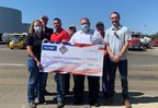 Stockton Terminal and Eastern Railroad Honors Shipping Safety...