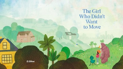 New Zillow Children's Book Helps Kids Cope with Moving Stress