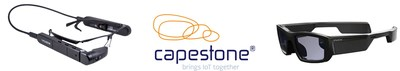 Capestone's distribution agreement with Vuzix will include M-Series and Blade Smart Glasses among other accessories