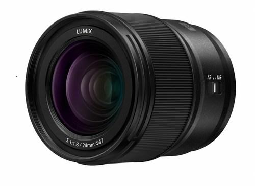 LUMIX S 24mm F1.8 Lens