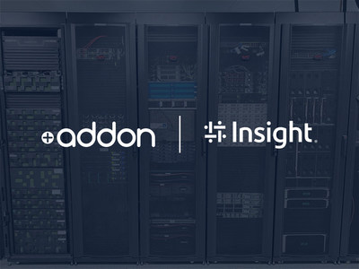 AddOn Networks' transceivers and network cabling are trusted in the operations of Insight's dynamic labs where clients experiment, build, and solve for building tomorrow's IT environments.
