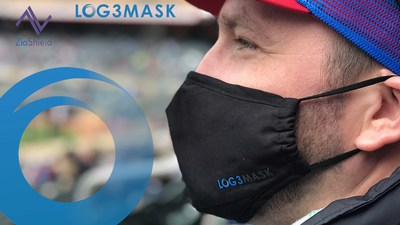 The LOG3Mask Metro is poised to replace the disposable N95's as an reusable advanced filtration option
