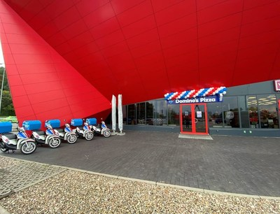 Domino's Opens First Store in Lithuania