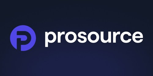 The new ProSource logo representing a modern and clean brand image.