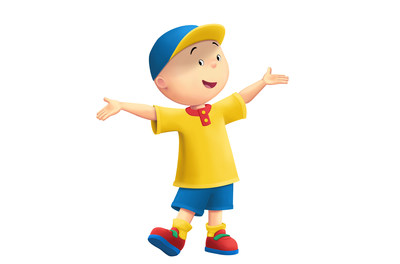 Caillou Specials – Five 45-minute WildBrain original specials in CG animation, set to begin airing on Family Jr. in summer 2022. (CNW Group/WildBrain Ltd.)