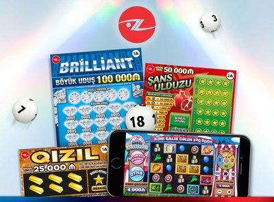 Scientific Games Signs 10-Year Contract for Azerbaijan National Lottery's Retail and Digital iLottery Games, Systems and Services in Asia